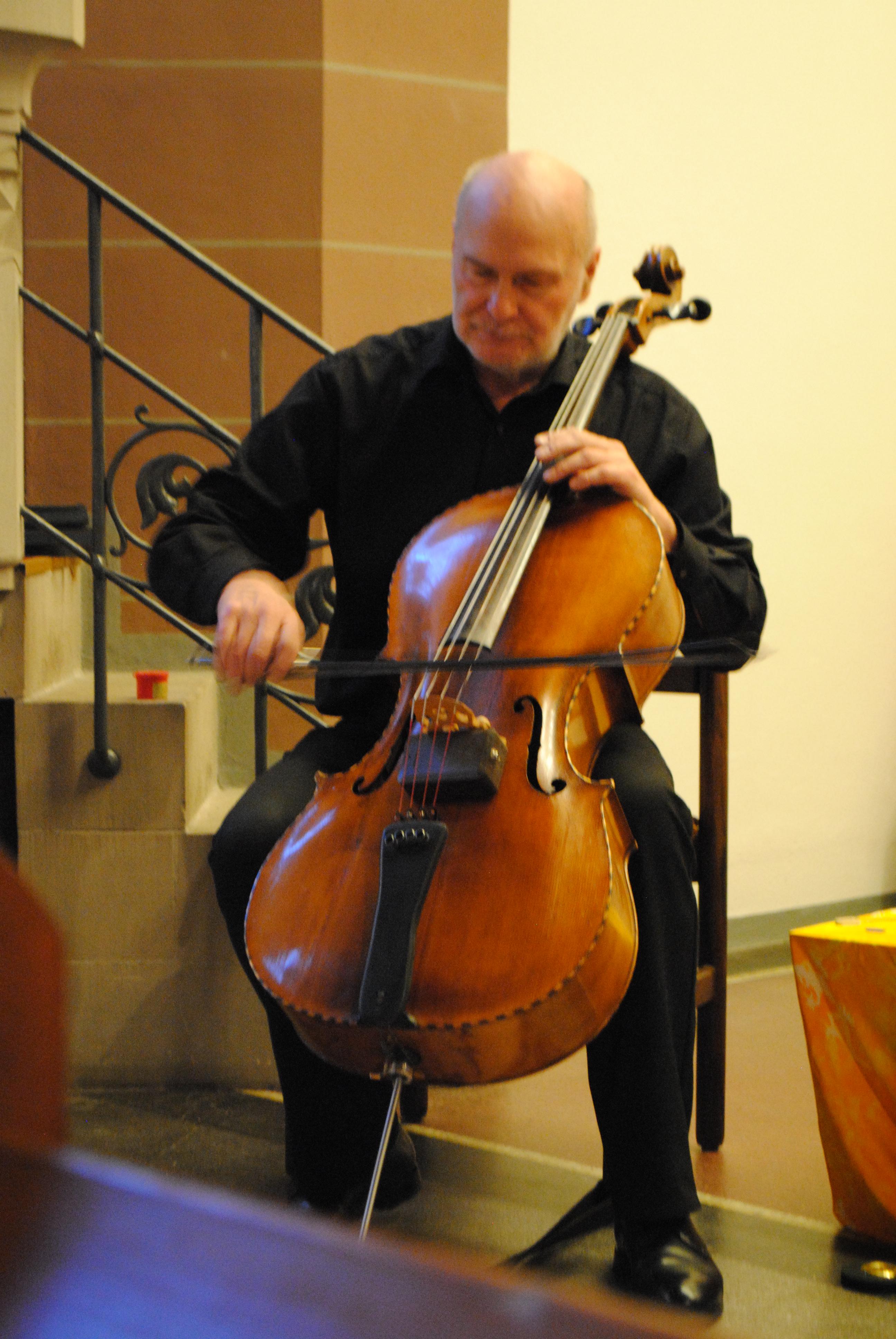 Cello Kontrabass