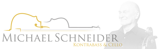 Michael Schneider – Kontrabass & Cello