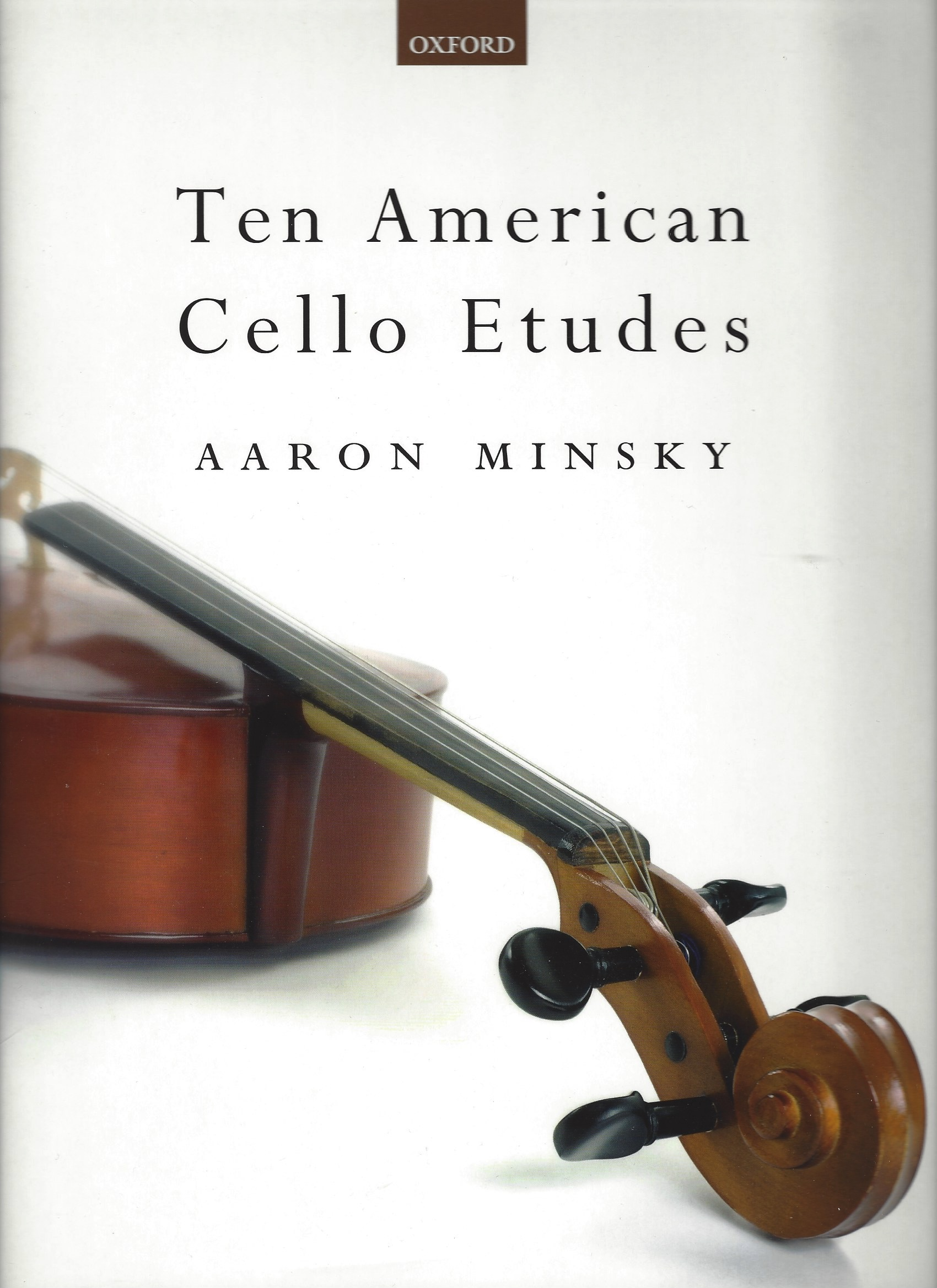 Aaron Minsky - Cello Etuden 1
